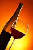 красное вино стоковое фото