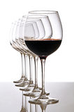 красное вино Стоковое Изображение RF