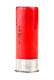 красное корокоствольное оружие раковины Стоковое Изображение RF