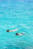 Красное Море, залив Eilat Стоковая Фотография RF