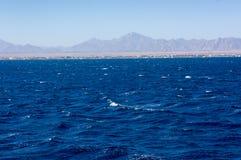 Красное Море около Hurghada, красивого Стоковая Фотография RF