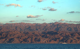 Красное Море предпосылки стоковые фото