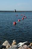 Красное Море томбуя Стоковое Изображение