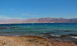 Красное Море Стоковое фото RF