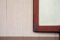 Красное окно предпосылки Стоковое Изображение RF