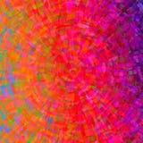 Красное оранжевое фиолетовое абстрактное текстурированное resol дизайна предпосылки высокое Стоковые Фото
