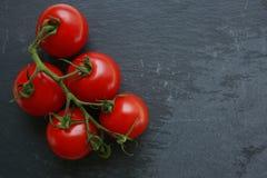Красное органическое Стоковое Изображение RF