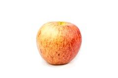 Красное свежее яблоко для здоровья Стоковая Фотография