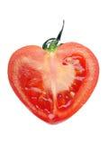 Красное сердце томата Стоковое фото RF