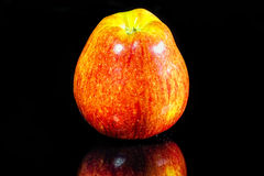 Красное яблоко Стоковое фото RF