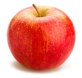 Красное яблоко стоковое изображение