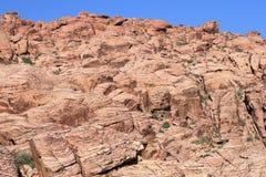 красное rockcanyon Стоковое фото RF