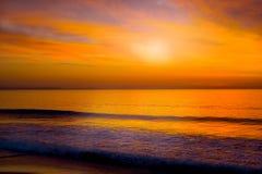 красное sky20 стоковое фото rf