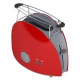 красное toster Стоковое Фото