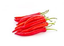 Краснокалильный chili Стоковое Изображение