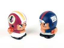 Краснокожие v ` L диаграммы Giants Li игрушки товарищей по команде Стоковое фото RF