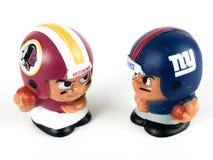Краснокожие v ` L диаграммы Giants Li игрушки товарищей по команде Стоковые Фотографии RF