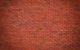 Краснокоричневая предпосылка текстуры кирпичной стены блока красиво аранжированная стоковое изображение