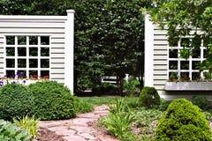 красноречивый сад Стоковое Фото