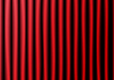 Красные занавесы и деревянная иллюстрация вектора пола иллюстрация вектора