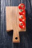 красные зрелые томаты Стоковое Изображение RF