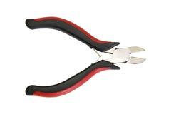 Красные и черные острозубцы стоковое изображение rf