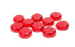 Красные конфеты студня Стоковые Фотографии RF