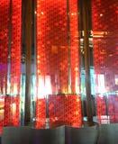 Красные обои текстуры Стоковые Изображения