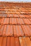 красные плитки Стоковое Изображение RF