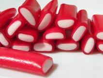 красные помадки yelly Стоковая Фотография RF