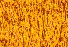 Красные предпосылки текстуры огня пламени Стоковые Изображения RF