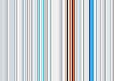 Красные серые линии и контрасты в синих золотых оттенках Стоковая Фотография RF