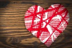 Красные сердца стоковые фото