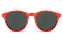 красные солнечные очки Стоковое Изображение RF