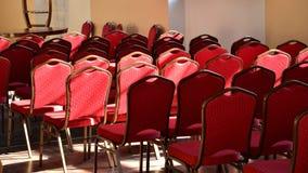 Стулы встречи Стоковая Фотография RF
