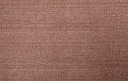 Красные текстура или предпосылка ткани Стоковые Изображения