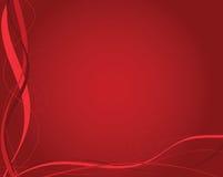 красные тесемки Стоковые Фотографии RF