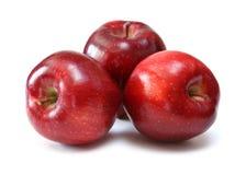 Красные яблоки Стоковая Фотография RF