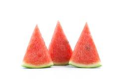 красный арбуз Стоковое Изображение