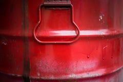 Красный бочонок Стоковое Фото