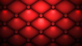 Красный валик Стоковое фото RF