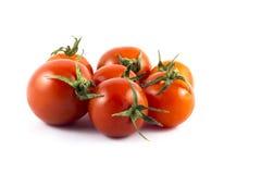 Красный вкус здорового прожития Стоковое Фото