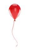Красный воздушный шар Стоковая Фотография RF