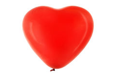 Красный воздушный шар Стоковые Изображения RF
