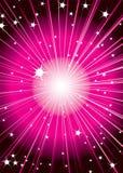 красный всход stella Стоковые Изображения