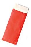 Красный габарит Стоковое Изображение
