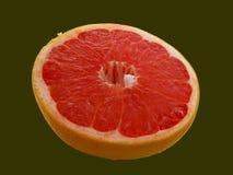 красный грейпфрут стоковое изображение