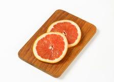 красный грейпфрут Стоковое Изображение RF
