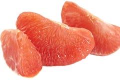 красный грейпфрут Стоковые Изображения RF