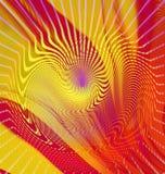 красный желтый цвет Стоковое Изображение